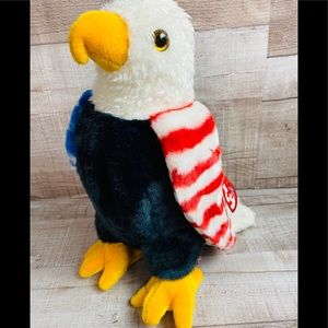 TY 2002 SOAR the EAGLE BEANIE BABY - with TAGS